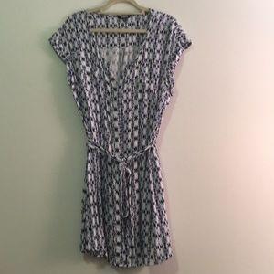 BB Dakota Button Front Dress